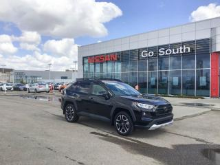 Used 2020 Toyota RAV4 TRAIL EDITION, AWD, LEATHER for sale in Edmonton, AB