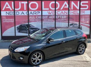 Used 2014 Ford Focus SE-ALL CREDIT ACCEPTED for sale in Toronto, ON
