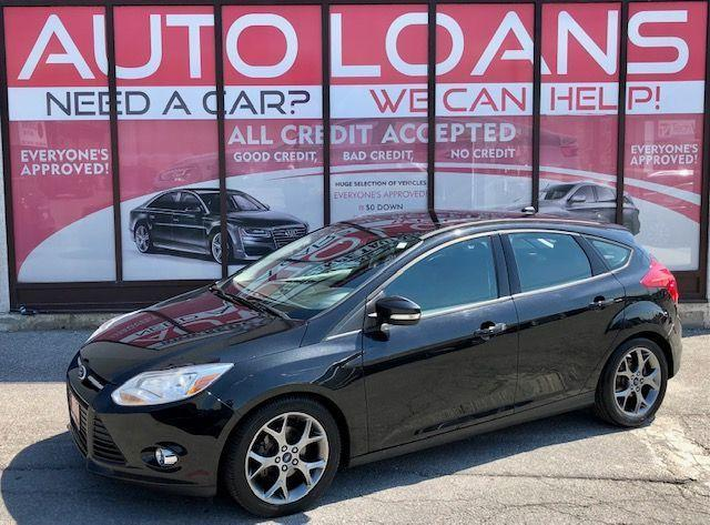 2014 Ford Focus SE-ALL CREDIT ACCEPTED