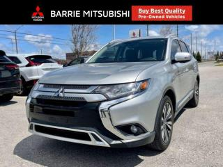 Used 2019 Mitsubishi Outlander ES PREMIUM for sale in Barrie, ON