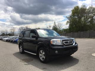 Used 2009 Honda Pilot EX-L for sale in London, ON
