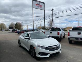 Used 2017 Honda Civic EX-T  Sunroof! Turbo! Only $61 Weekly! for sale in Truro, NS