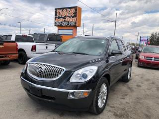 Used 2010 Buick Enclave CXL1*LEATHER*7 PASS*NEWER TIRES*DRIVES GREAT*AS IS for sale in London, ON