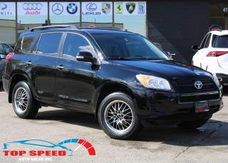 Used 2009 Toyota RAV4 4WD | SATELLITE RADIO | HEATED ELECTRIC MIRRORS for sale in Richmond Hill, ON