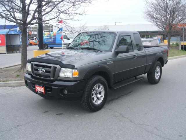 2008 Ford Ranger FX4 Off Road