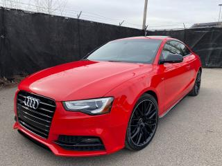 Used 2016 Audi A5 2.0T-QUATTRO-S LINE-COMPETITION PKG-SPORT PKG for sale in Toronto, ON