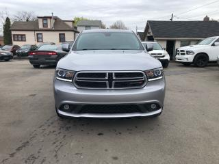 Used 2018 Dodge Durango GT for sale in Hamilton, ON