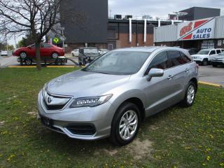 Used 2018 Acura RDX Tech ~ NAV ~ BLIND SPOT ~ LDW ~ REAR CAM ~ V6 for sale in Toronto, ON