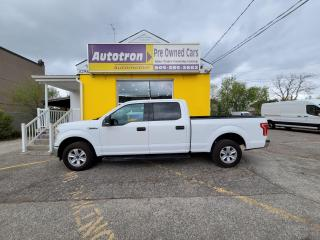 Used 2017 Ford F-150 2017 Ford F-150 XLT for sale in Woodbridge, ON