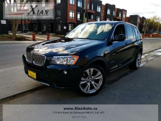 Used 2011 BMW X3 35i for sale in Richmond Hill, ON