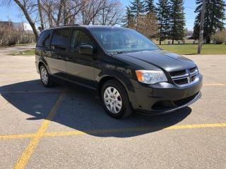 Used 2013 Dodge Grand Caravan SE/SXT remote starter & stow n go for sale in Winnipeg, MB