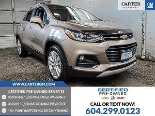 Used 2018 Chevrolet Trax Premier for sale in Burnaby, BC
