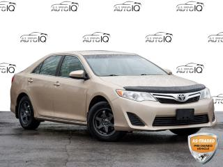 Used 2012 Toyota Camry LE SELLING AS IS PRE-OWNED! for sale in St Catharines, ON