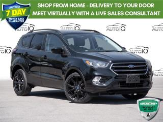 Used 2017 Ford Escape SE Sport Appearance Package   |   Navigation   |   Power Driver's Seat for sale in St Catharines, ON