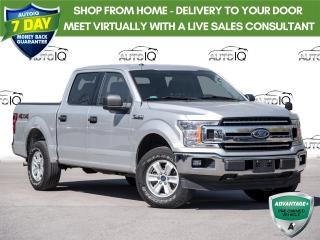 Used 2018 Ford F-150 XLT 4 Wheel Drive   |   Trailer Tow Package   |   Clean Car Fax Report for sale in St Catharines, ON