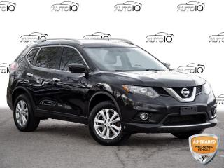 Used 2016 Nissan Rogue SL Premium Sunroof  |  Navigation  |   All Wheel Drive  |  Selling AS IS / As Traded for sale in St Catharines, ON