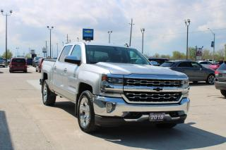 Used 2017 Chevrolet Silverado 1500 LTZ for sale in Tilbury, ON