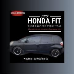 Used 2009 Honda Fit DX-A for sale in Kingston, ON