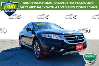 Used 2014 Honda Accord Crosstour EX-L V6 7 passenger for sale in Grimsby, ON