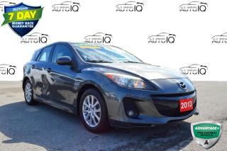 Used 2013 Mazda MAZDA3 GS-SKY LOW LOW KMS for sale in Grimsby, ON