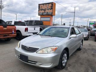 Used 2004 Toyota Camry LE**ONLY 85,000KMS*AUTO**4 CYLINDER**CERT for sale in London, ON