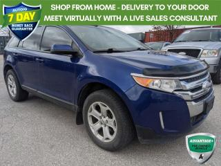 Used 2013 Ford Edge SEL | HEATED SEATS | 3.5L V6 | SYNC | for sale in Barrie, ON