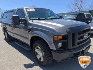 Used 2009 Ford F-250 XL | CLEAN CARFAX | SLIDING RR WINDOW | TRAILER BRAKE CONTROLLER | for sale in Barrie, ON