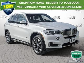 Used 2017 BMW X5 xDrive35i | ONE OWNER | CLEAN CARFAX | NAVI | MOONROOF | HTD STEERING WHEEL | for sale in Barrie, ON