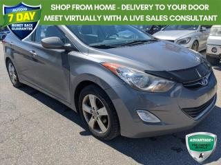 Used 2012 Hyundai Elantra GLS | ONE OWNER | CLEAN CARFAX | HEATED SEATS | MOONROOF | for sale in Barrie, ON