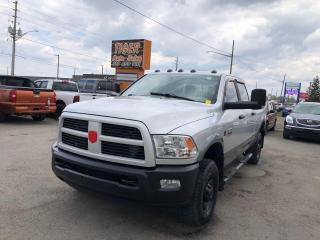 Used 2012 RAM 2500 Outdoorsman**CUMMINS DIESEL*CREW CAB*4X4*CERTIFIED for sale in London, ON