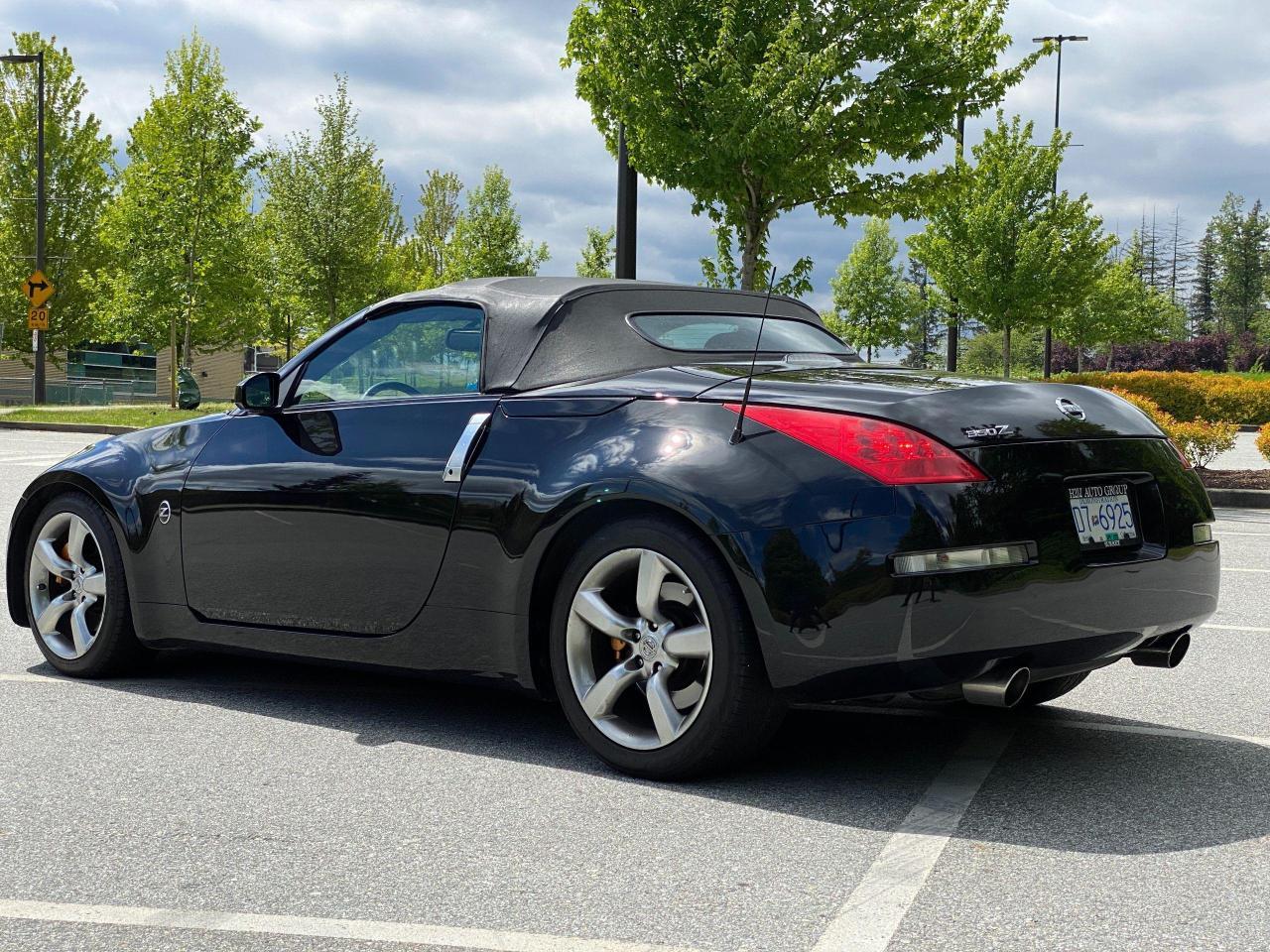 2007 Nissan 350Z  Photo5