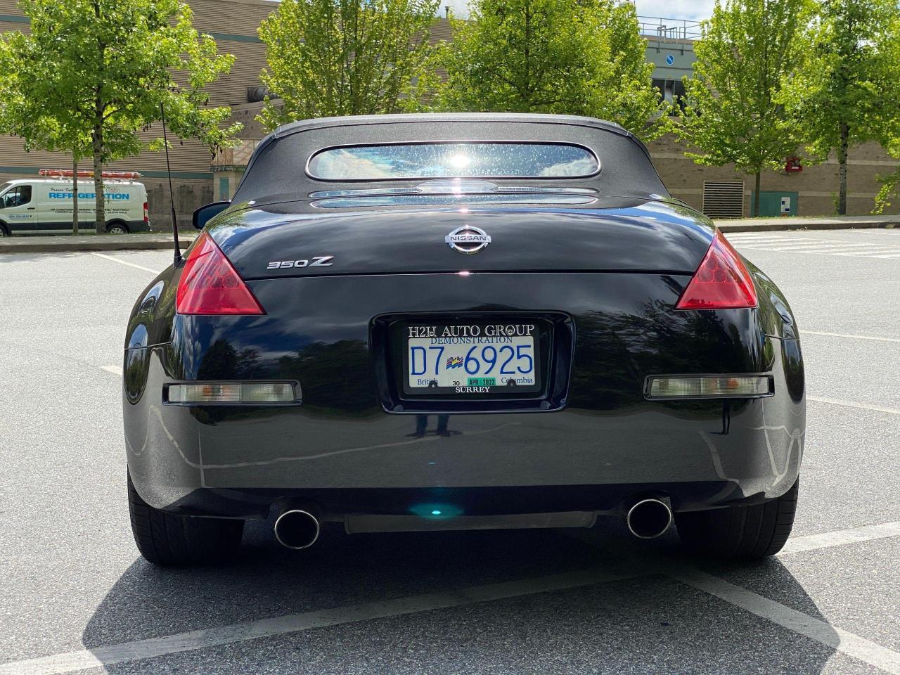 2007 Nissan 350Z  Photo6
