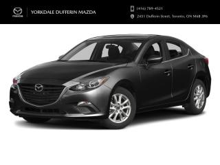 Used 2016 Mazda MAZDA3 GS at SUNROOF! for sale in York, ON