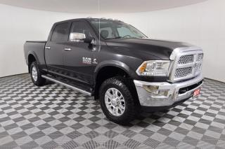 Used 2017 RAM 2500 Laramie 1 OWNER - LOCAL TRADE-IN | NAVI | LEATHER | SUNROOF | 4X4 for sale in Huntsville, ON