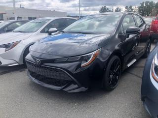 New 2021 Toyota Corolla Hatchback NIGHTSHADE PACKAGE!! for sale in Cobourg, ON