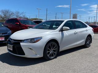 Used 2017 Toyota Camry XSE PREMIUM PKG! for sale in Cobourg, ON