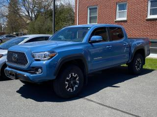 Used 2019 Toyota Tacoma TRD Off Road TRD OFF ROAD+XTRA WARRANTY-100,000 KMS! for sale in Cobourg, ON
