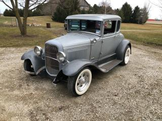 Used 1930 Ford Model A for sale in Mount Brydges, ON