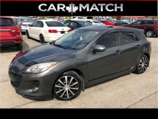 Used 2013 Mazda MAZDA3 GT / LEATHER / AUTO / SUNROOF for sale in Cambridge, ON