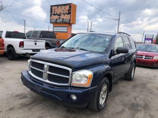 Used 2004 Dodge Durango SLT*LEATHER*LOADED*4X4*DRIVES GREAT*AS IS for sale in London, ON