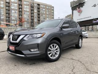Used 2017 Nissan Rogue SV No Accidents, Navi, Pano Roof Heated Seats and Steering Wheel for sale in North York, ON