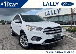 Used 2018 Ford Escape SE, Only 26683 km's,, Local Trade!! for sale in Tilbury, ON
