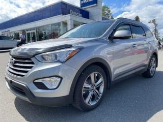 Used 2014 Hyundai Santa Fe XL LIMITED for sale in Duncan, BC
