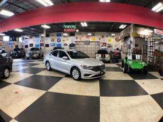 Used 2019 Volkswagen Jetta 1.4L COMFORTLINE AUTO A/C H/SEATS BACK UP CAM 83K for sale in North York, ON