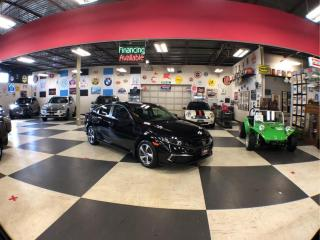 Used 2019 Honda Civic LX AUT0 A/C REAR CAMERA H/SEATS BLUETOOTH 62K for sale in North York, ON