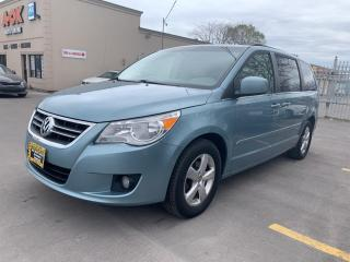 Used 2009 Volkswagen Routan 4dr Wgn Highline for sale in Scarborough, ON