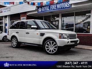 Used 2007 Land Rover Range Rover SPORT for sale in Toronto, ON