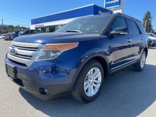 Used 2012 Ford Explorer XLT for sale in Duncan, BC