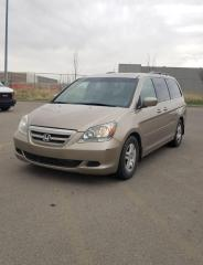 Used 2007 Honda Odyssey EX-L  I$0 DOWN-EVERYONE APPROVED!!! for sale in Calgary, AB