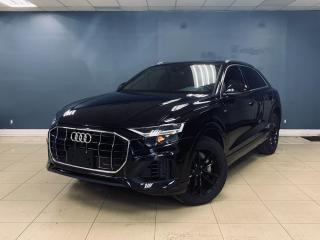 Used 2019 Audi Q8 Progressiv 1 Owner Nav 360 Camera Blind Spot B&O  for sale in North York, ON